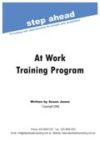 At Work Training Program